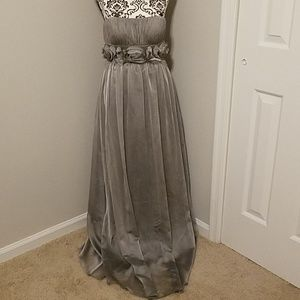 Gorgeous ball gown, strapless, like new